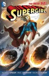 Supergirl Volume 1: The Last Daughter of Krypton TP (Supergirl (DC Comics)) by Mahmud. Asrar ( 2012 ) Paperback - Mahmud. Asrar