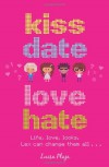 Kiss, Date, Love, Hate - Luisa Plaja