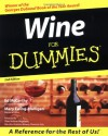 Wine for Dummies - Ed McCarthy, Mary Ewing-Mulligan