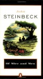 By John Steinbeck: Of Mice and Men - -Penguin (Non-Classics)-