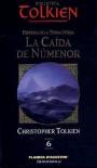 La Caída de Númenor (The History of Middle-Earth, #6) - J.R.R. Tolkien, J.R.R. Tolkien