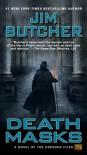 Death Masks (The Dresden Files, #5) - Jim Butcher