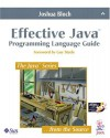 Effective Java Programming Language Guide - Joshua Bloch, Guy L. Steele Jr.