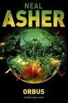 Orbus (Spatterjay, #3) - Neal Asher