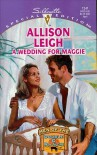 Wedding For Maggie  (Men Of The Double-C Ranch) - Allison Leigh