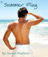 A Summer Fling - Sarah Madison