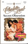 Secret Obsession (Top Author/Sins) (Harlequin Presents) - Charlotte Lamb