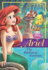 Disney Princess: Ariel: The Birthday Surprise (Disney Princess Early Chapter Books) - Studio Iboix, Andrea Cagol