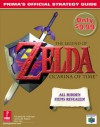 The Legend of Zelda: Ocarina of Time: Prima's Official Strategy Guide - Elizabeth M. Hollinger, James Ratkos, Don Tica