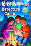Detective Camp (A to Z Mysteries Super Edition #1) - Ron Roy,  John Steven Gurney (Illustrator)