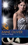 The Price of Fame - Anne Oliver