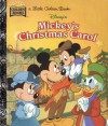 Disney's Mickey's Christmas Carol (Little Golden Book) - Unknown