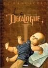 Le Décalogue, Tome 1:  Le Manuscrit - Frank Giroud, Joseph Béhé