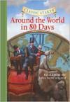 Around the World in 80 Days (Classic Starts Series) - Jules Verne, Deanna McFadden