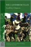 The Canterbury Tales (Barnes & Noble Classics Series) - Geoffrey Chaucer, Robert Hanning