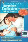 Unspoken Confessions - Kelsey Roberts