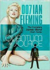 Quantum of Solace: The Complete James Bond Short Stories - Ian Fleming,  Read by Simon Vance