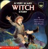 A Very Scary Witch Story - Joanne Barkan, Jody Wheeler