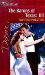 The Barons Of Texas: Jill - Fayrene Preston