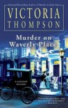 Murder on Waverly Place - Victoria Thompson, Suzanne Toren