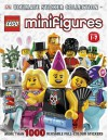 LEGO Minifigures Ultimate Sticker Collection - Dorling Kindersley ( DK CHU BAN SHE )