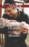 Snowbound with a Billionaire (Billionaires and Babies) - Jules Bennett