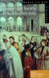 Gender and Society in Renaissance Italy - Judith C. Brown, Robert C. Davis