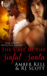 The Case of the Sinful Santa - Amber Kell, R.J. Scott
