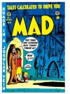 Mad Magazine #1 - Harvey Kurtzman
