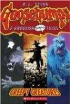 Creepy Creatures: 3 Goulish Graphix Tales (Goosebumps) - R.L. Stine