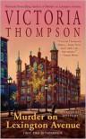 Murder on Lexington Avenue (Gaslight Mystery, #12) - Victoria Thompson