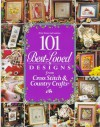 101 Best-Loved Designs from Cross Stitch & Country Crafts - Susan Banker