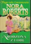 Zrodzona z lodu - Nora Roberts