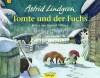 Tomte und der Fuchs - Astrid Lindgren, Harald Wiberg