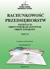 Rachunkowość przedsiębiorstw cz.III - Bożena Padurek, Małgorzata Szpleter