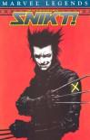 Wolverine: Snikt! - Tsutomu Nihei