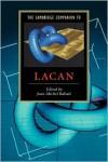 The Cambridge Companion to Lacan - Jean-Michel Rabate