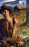 Taming The Texan - Charlene Sands