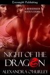 Night of the Dragon (Berserker Mate's, #1) - Alexandra O'Hurley