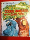 Cookie Monster and the Cookie Tree (Little Golden Books) - David Korr, Joe Mathieu