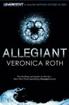 Allegiant (Divergent Trilogy, Book 3) - Veronica Roth