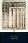 On Architecture - Vitruvius, Robert Tavernor, Richard Schofield