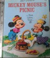 Walt Disney's Mickey Mouse's Picnic - Jane Werner