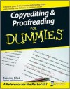 Copyediting & Proofreading for Dummies - Suzanne Gilad