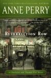 Resurrection Row  (Charlotte & Thomas Pitt, #4) - Anne Perry