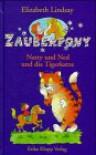 Zauberpony, Bd.1, Natty und Ned und die Tigerkatze - Elizabeth Lindsay
