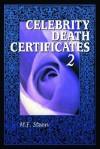 Celebrity Death Certificates 2 - M. F. Steen
