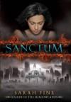 Sanctum (Guards of the Shadowlands, #1) - Sarah Fine