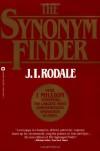 The Synonym Finder - J.I. Rodale, Laurence Urdang, Nancy LaRoche
