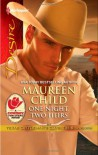 One Night, Two Heirs - Maureen Child